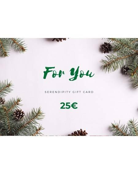 Gift Card virtuale Xmas - 25€