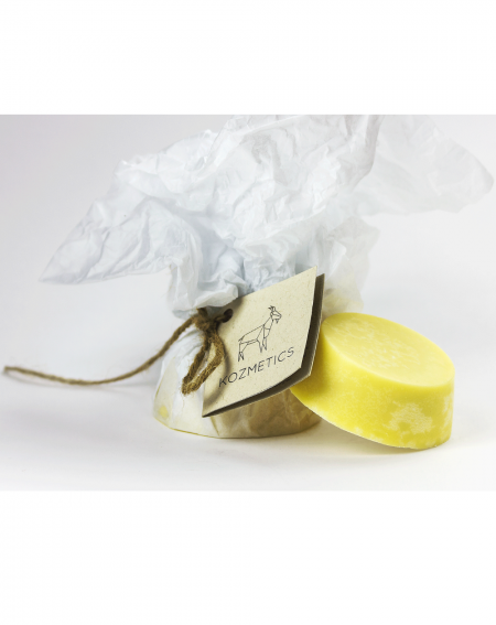 Crema solida - cocco e lavanda