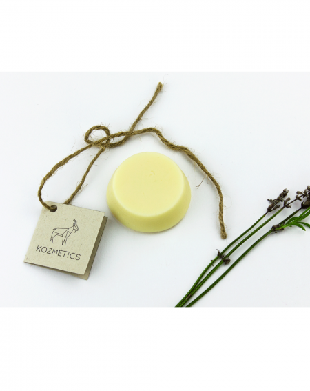 Crema solida - cocco e limone