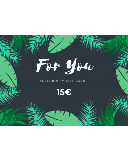 Gift Card virtuale - 15€