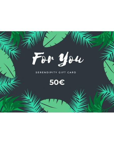 Gift Card virtuale - 50€