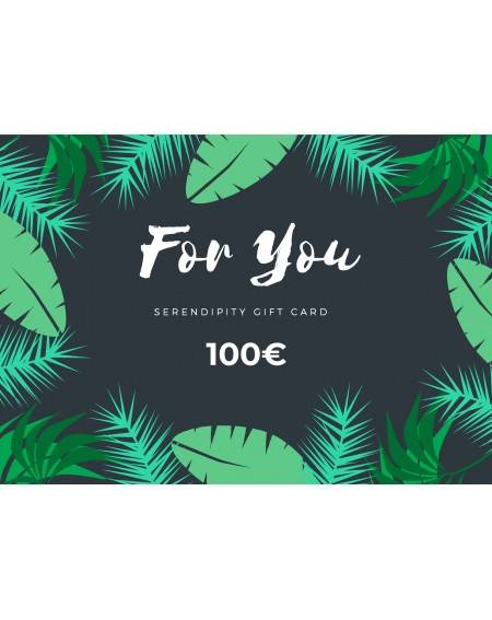 Gift Card virtuale - 100€
